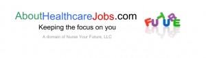 AboutHealthcareJobs Logo